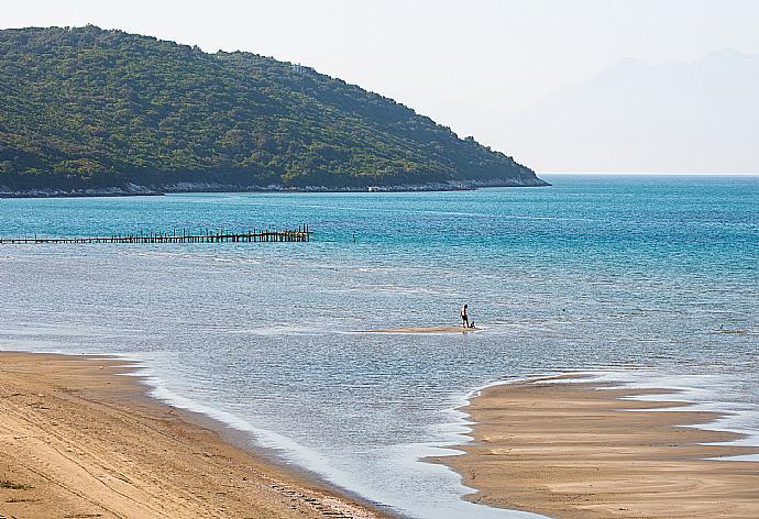 Apraos Kalamaki Corfu