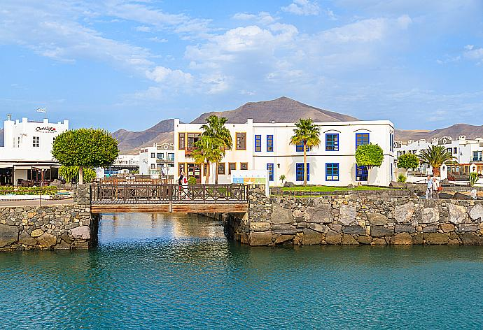 Villa tamia playa blanca lanzarote rentals with private for Villas rubicon lanzarote