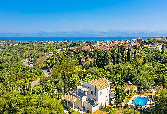 Sfakera Corfu