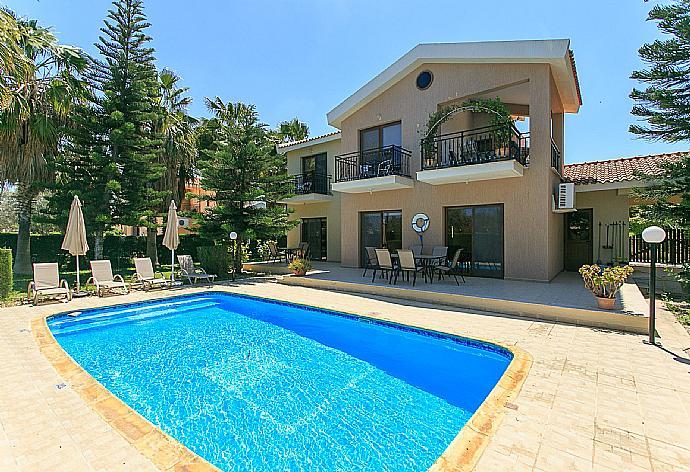 Villa Halima Stefanos