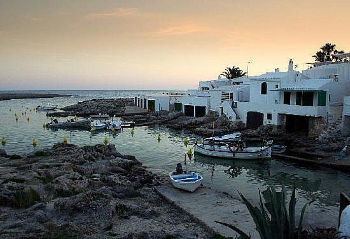 Biniancolla Menorca