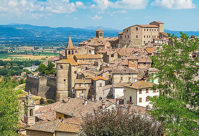 Province of Arezzo Tuscany