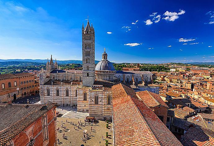Province of Siena Tuscany