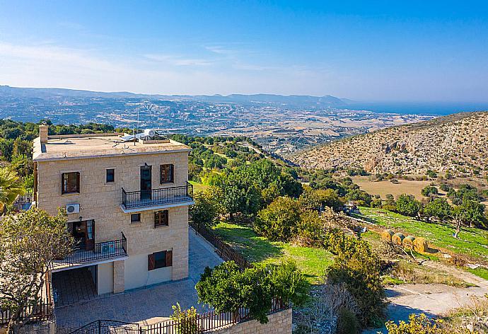 Villa Alexandros Palace