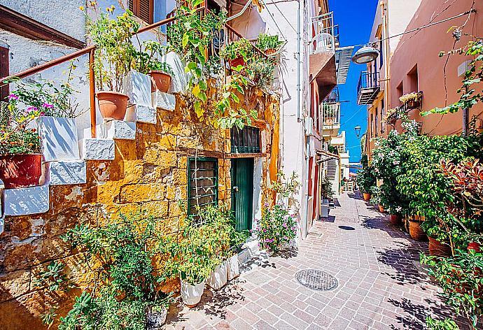 Chania Town Crete