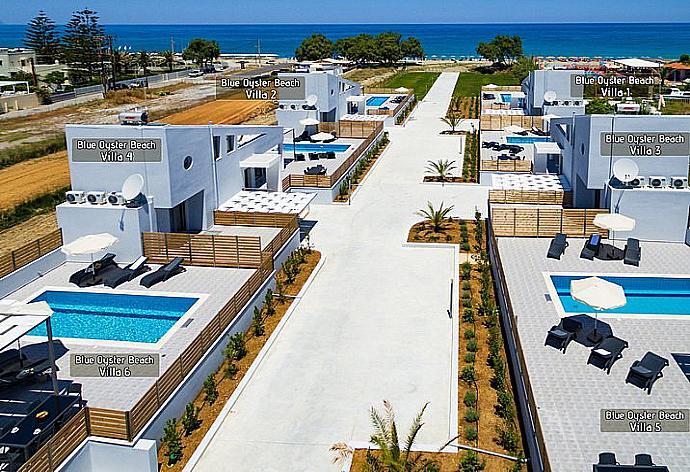 Blue Oyster Beach Villa III