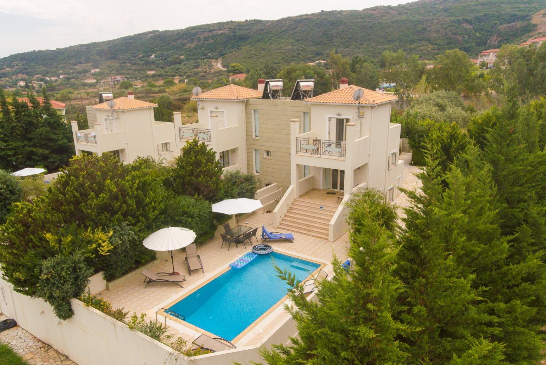 Villa Rental Katelios Kefalonia