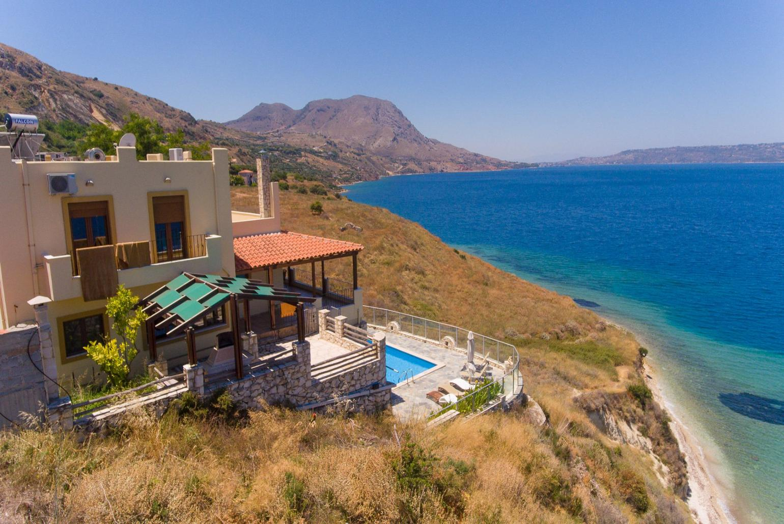 Souda Bay View, Kalami Chania | Crete Rentals with Private ...