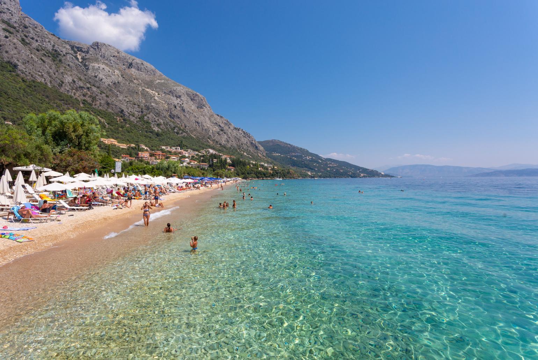 Corfu, Viglatsouri