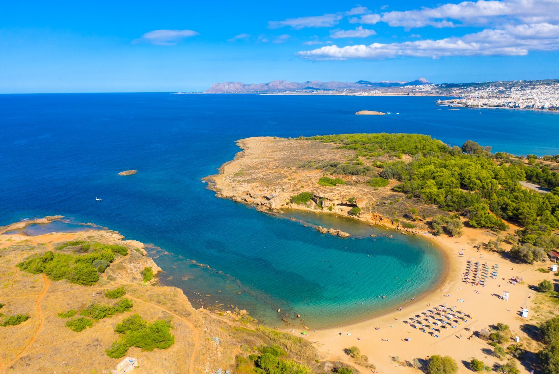 Crete, Galatas Chania