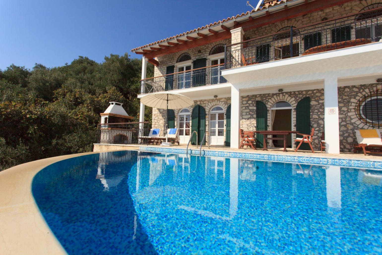 House On The Rocks Corfu Nissaki Corfu Villas To Rent