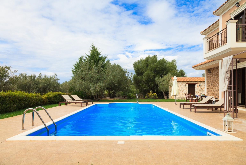 Villa Eufrosini Minies Argostoli Kefalonia Rentals With