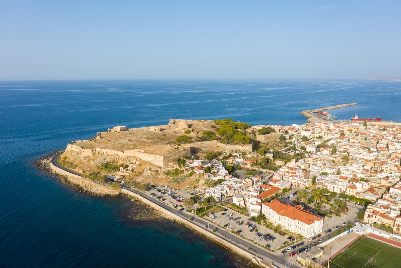 Crete, Adele Rethymno