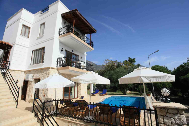 Villa Sefa Kalkan Turkey Rentals With Private Pool