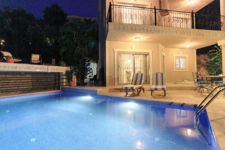 Villa Sicilia Kalkan Turkey Rentals With Private Pool