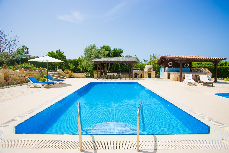 Villa Xenios Dias, Argaka   Cyprus Rentals with Private Pool