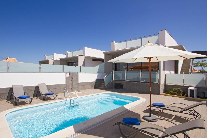 Villa dream cuatro corralejo fuerteventura rentals with for Villas fuerteventura