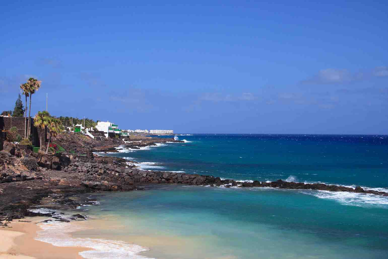 Villa Las Salinas Costa Teguise Lanzarote Rentals With