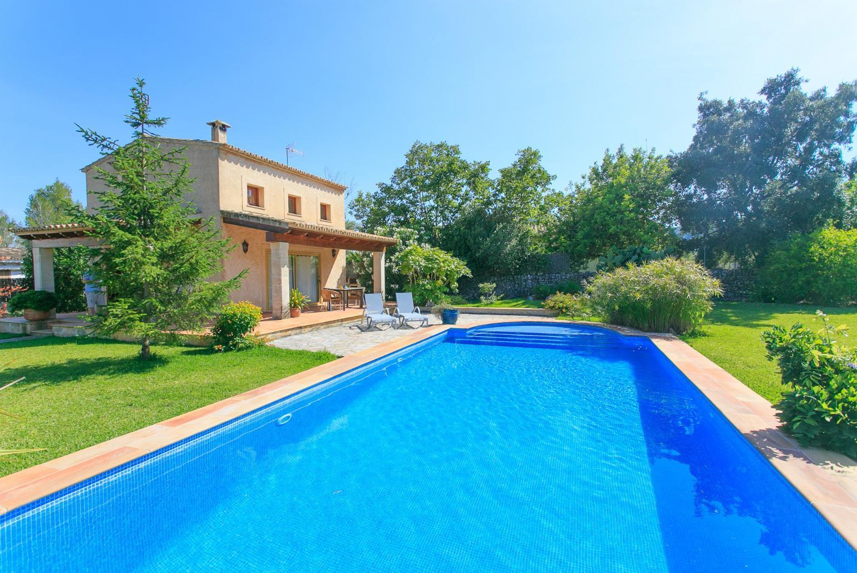 Villa Crestaix, Crestatx | Mallorca Rentals with Private Pool
