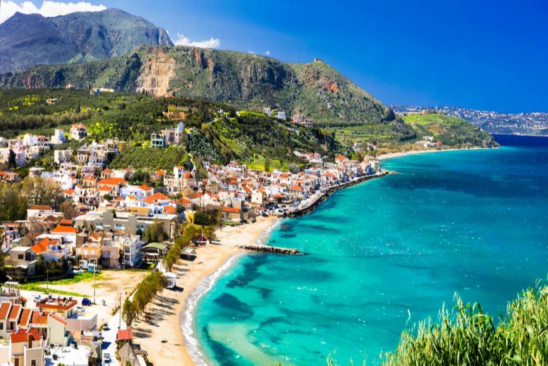 Crete, Almirida - Chania