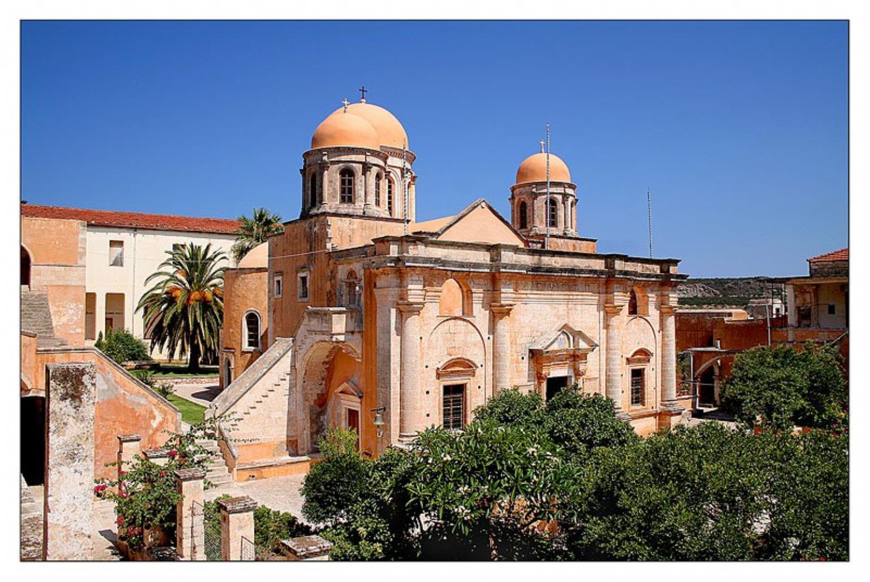 Agia Triada Rethymno Crete