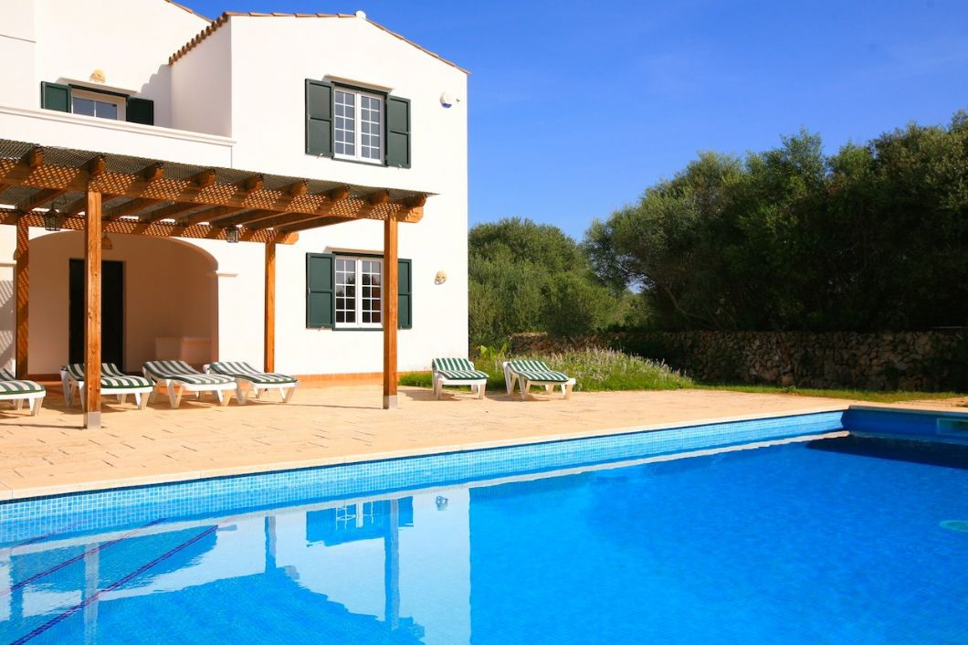 Villa Biniparrell Menorca Sleeps 10 Agni Travel Villas