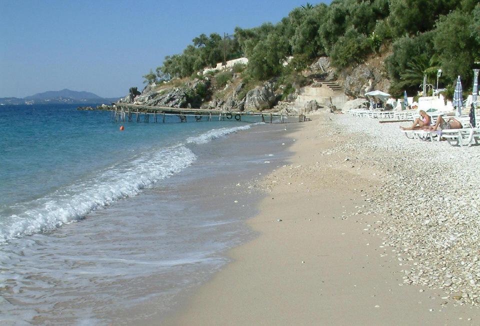 Krouzeri Corfu