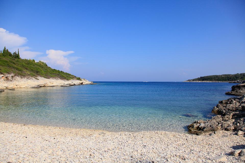 Nissaki Corfu