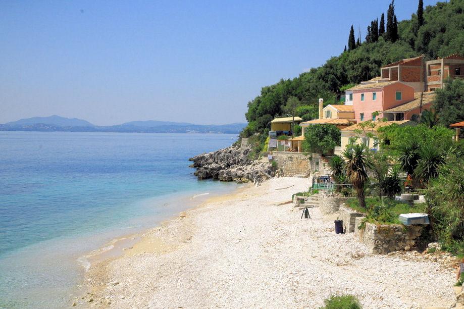 Kaminaki Corfu