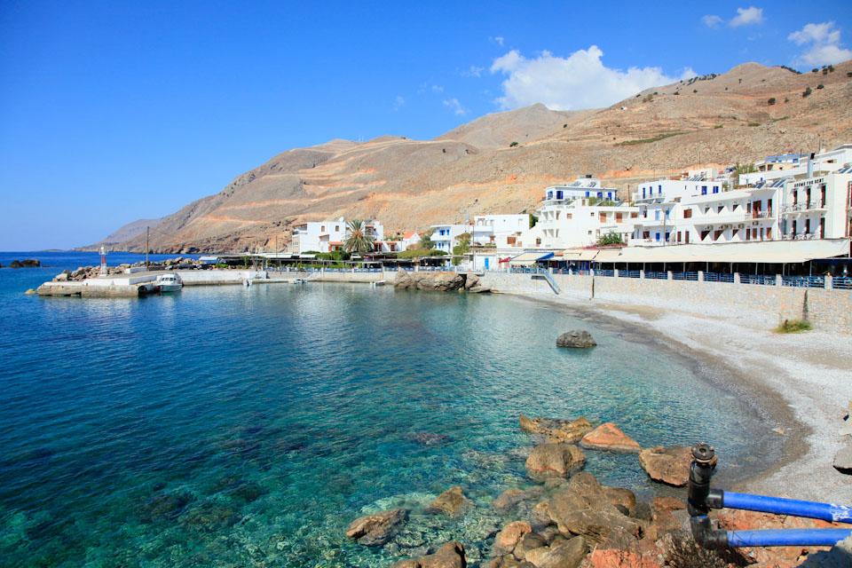 Crete, Platanes - Rethymno