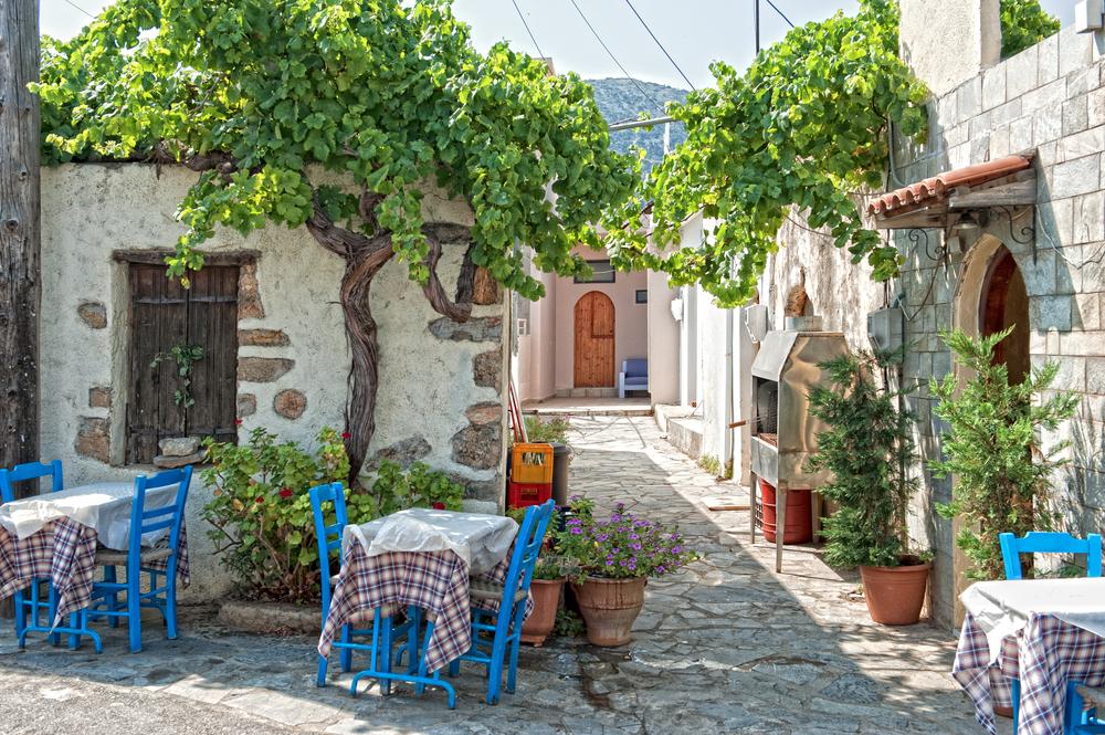 Crete, Agia Triada / Rethymno