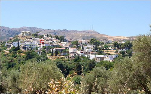 Rousospiti Crete