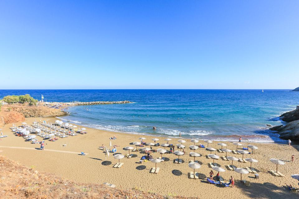 Panormos Rethymno Crete