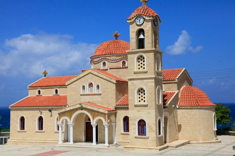 Pomos Cyprus