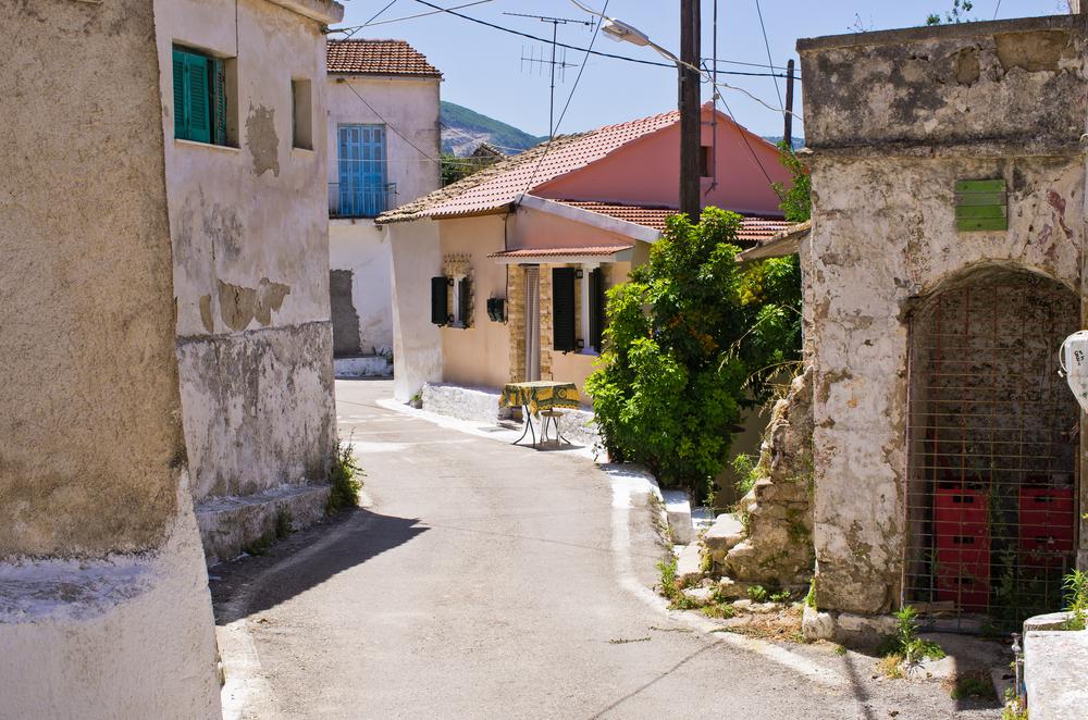 Sinies Corfu