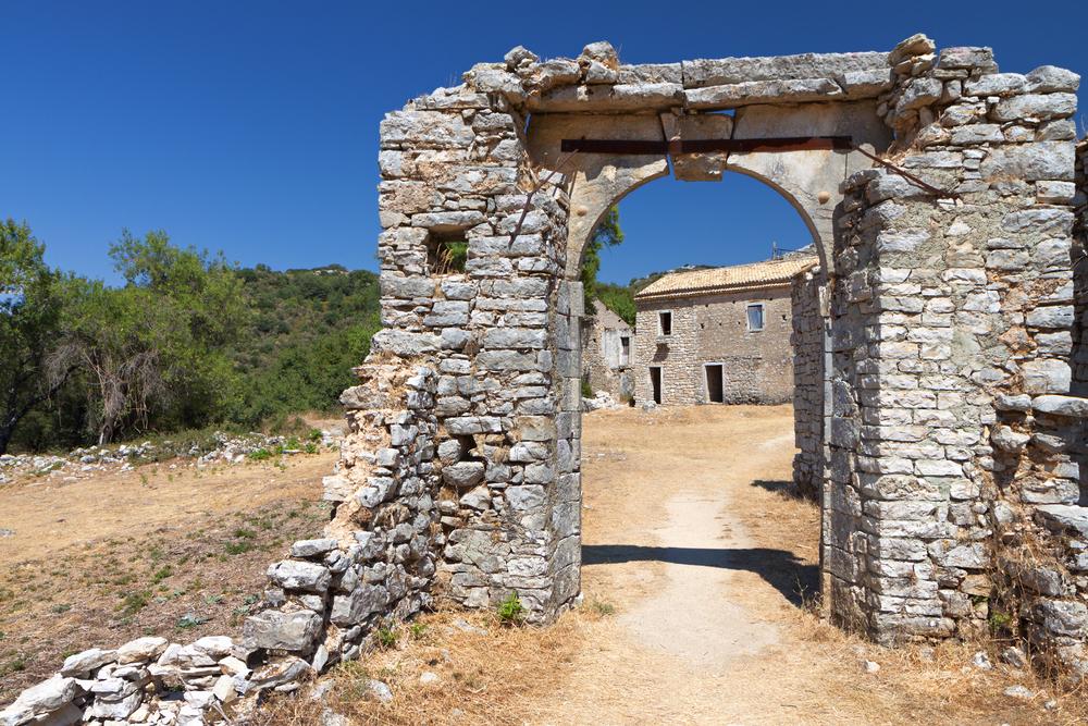 Perithia Corfu