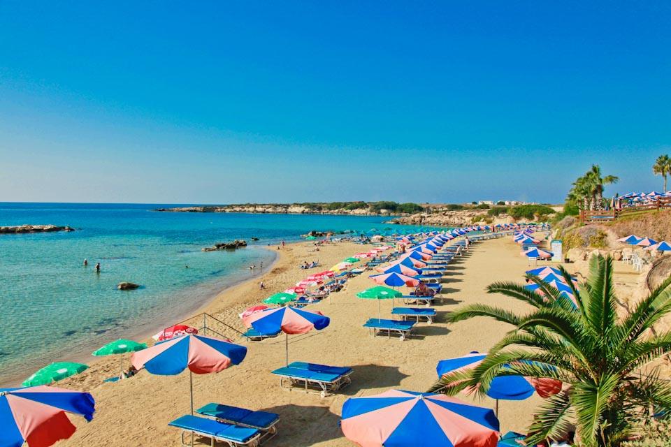 Coral Bay Paphos Cyprus