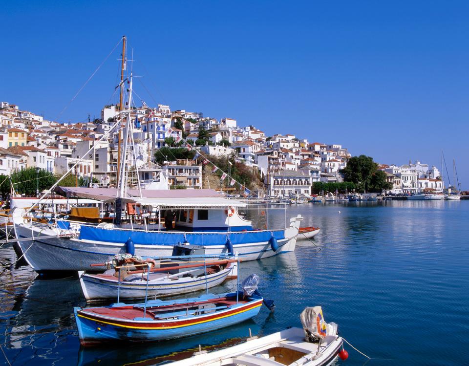 Skopelos Town Skopelos