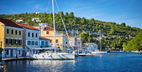 Paxos Harbour - Paxos Villas