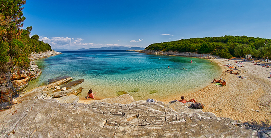 Beaches In Kefalonia