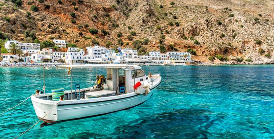 Boat Trips Crete - Agni Travel