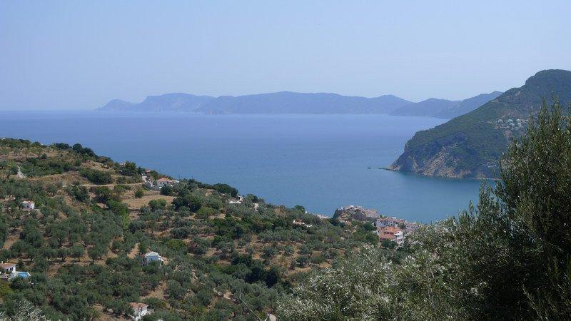 Raches Skopelos