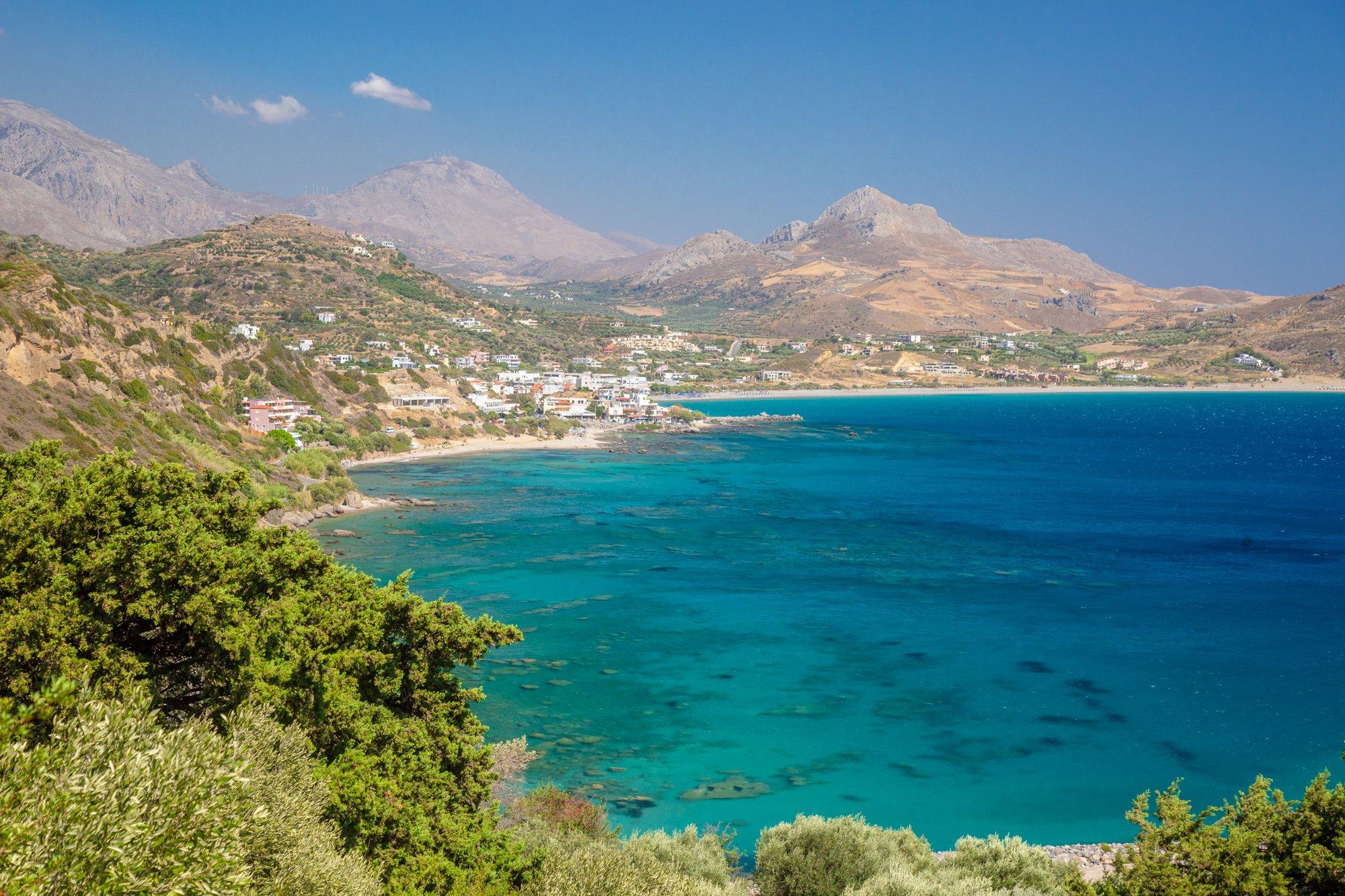Crete, Vatalos / Fragocastello
