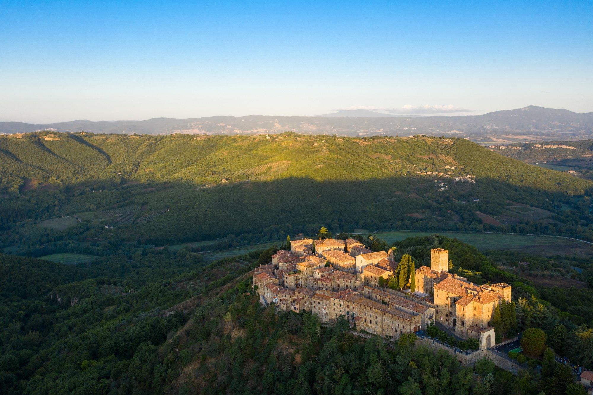 Umbria, Parrano