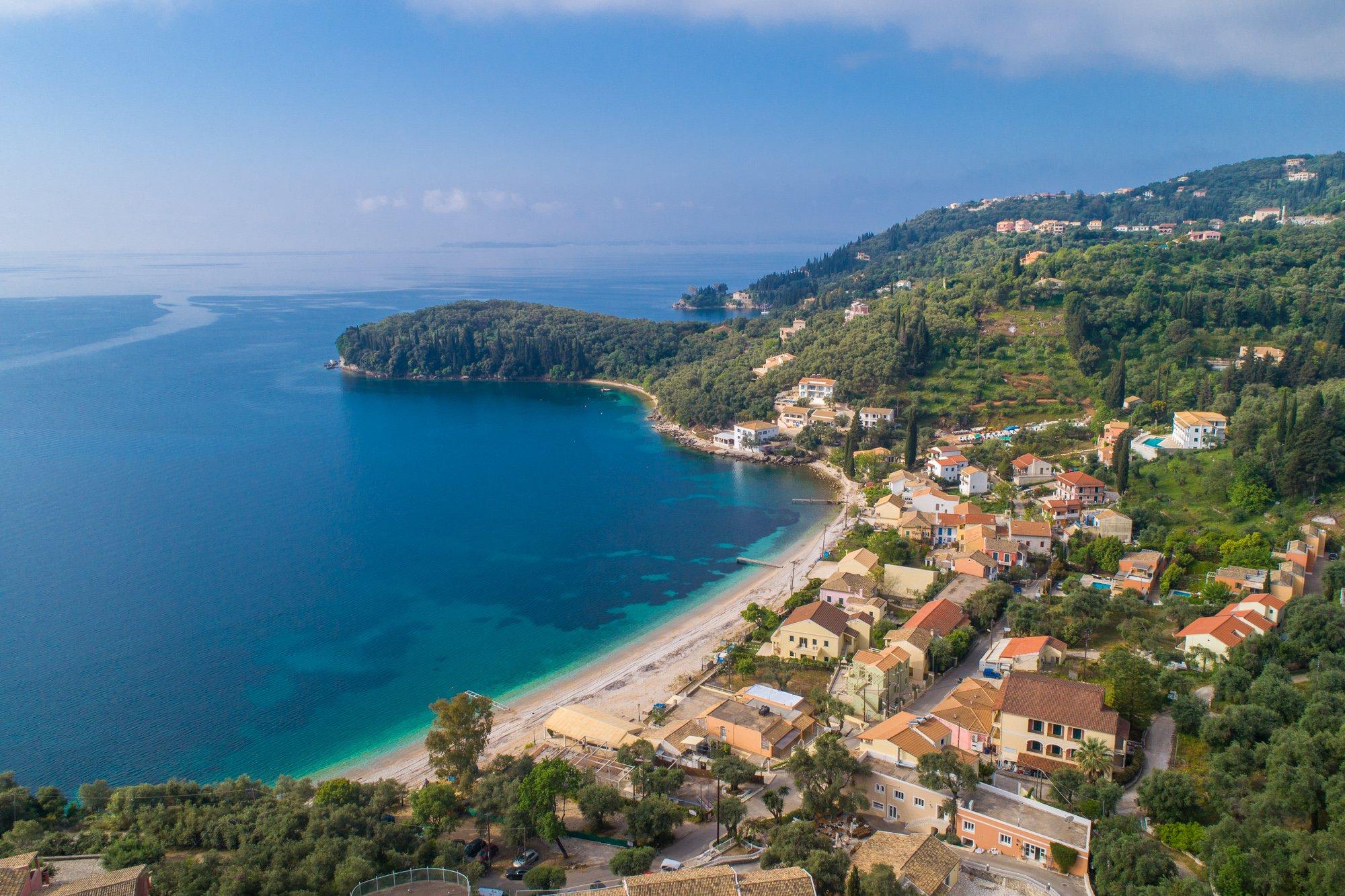 Corfu, Kalami
