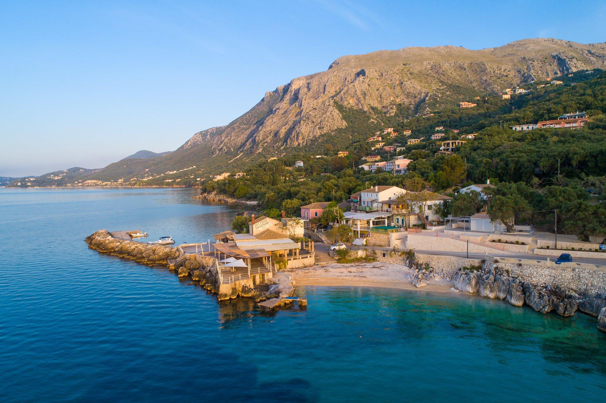 Corfu, Nissaki