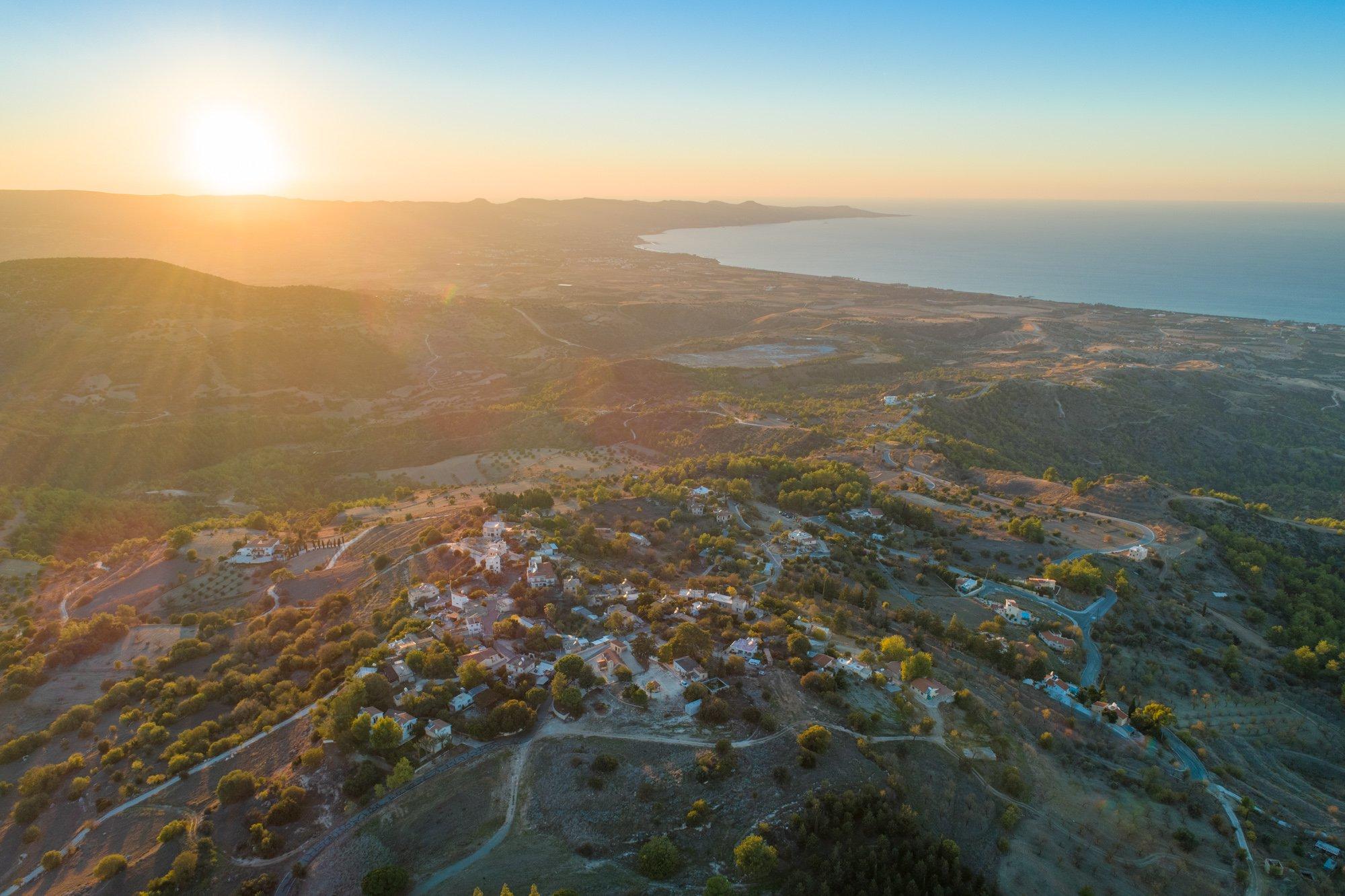 Paphos District, Kynousa
