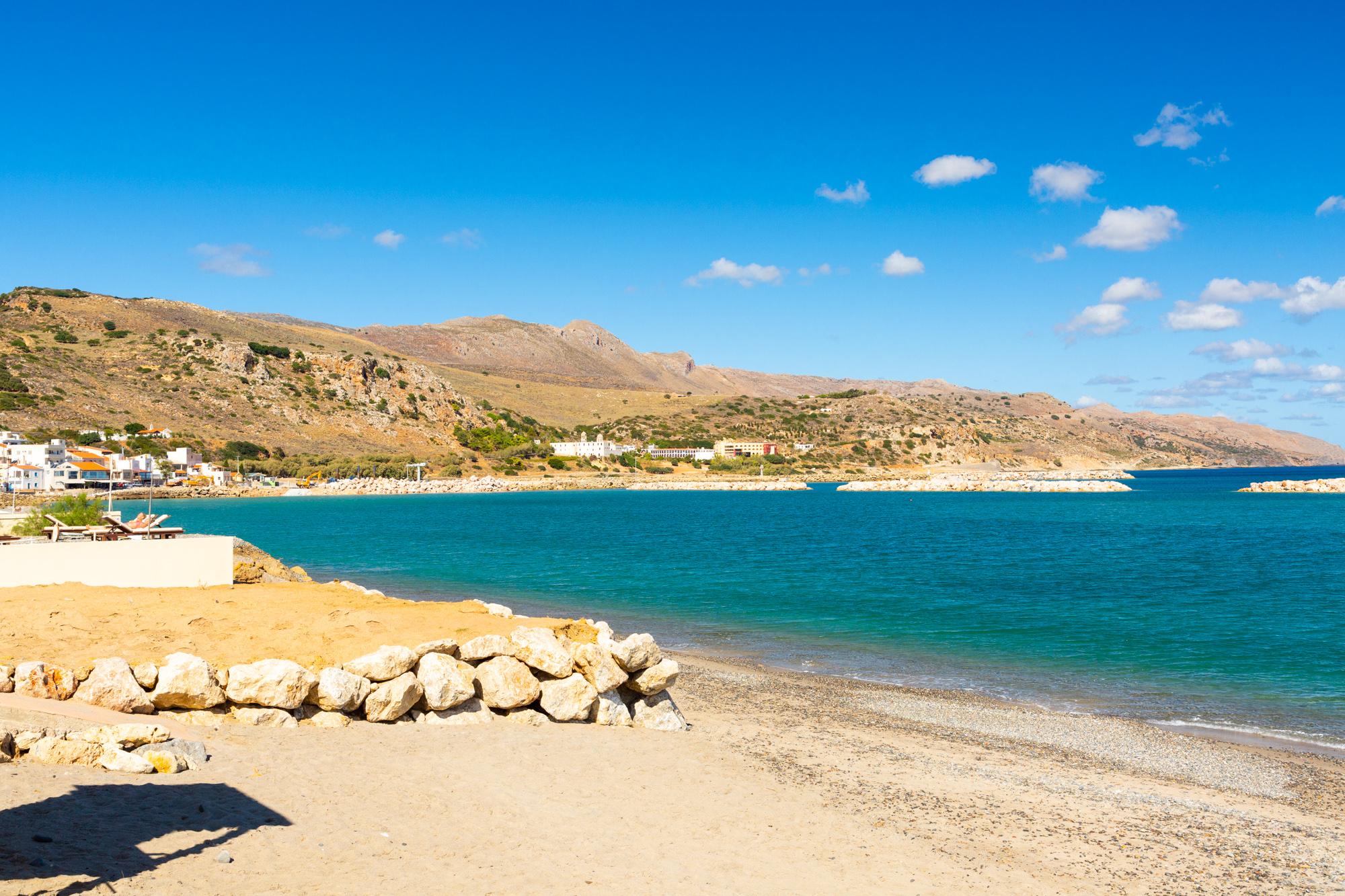 Crete, Kolympari
