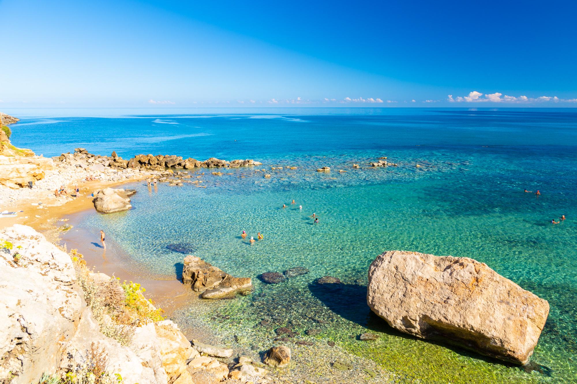 Crete, Gerani