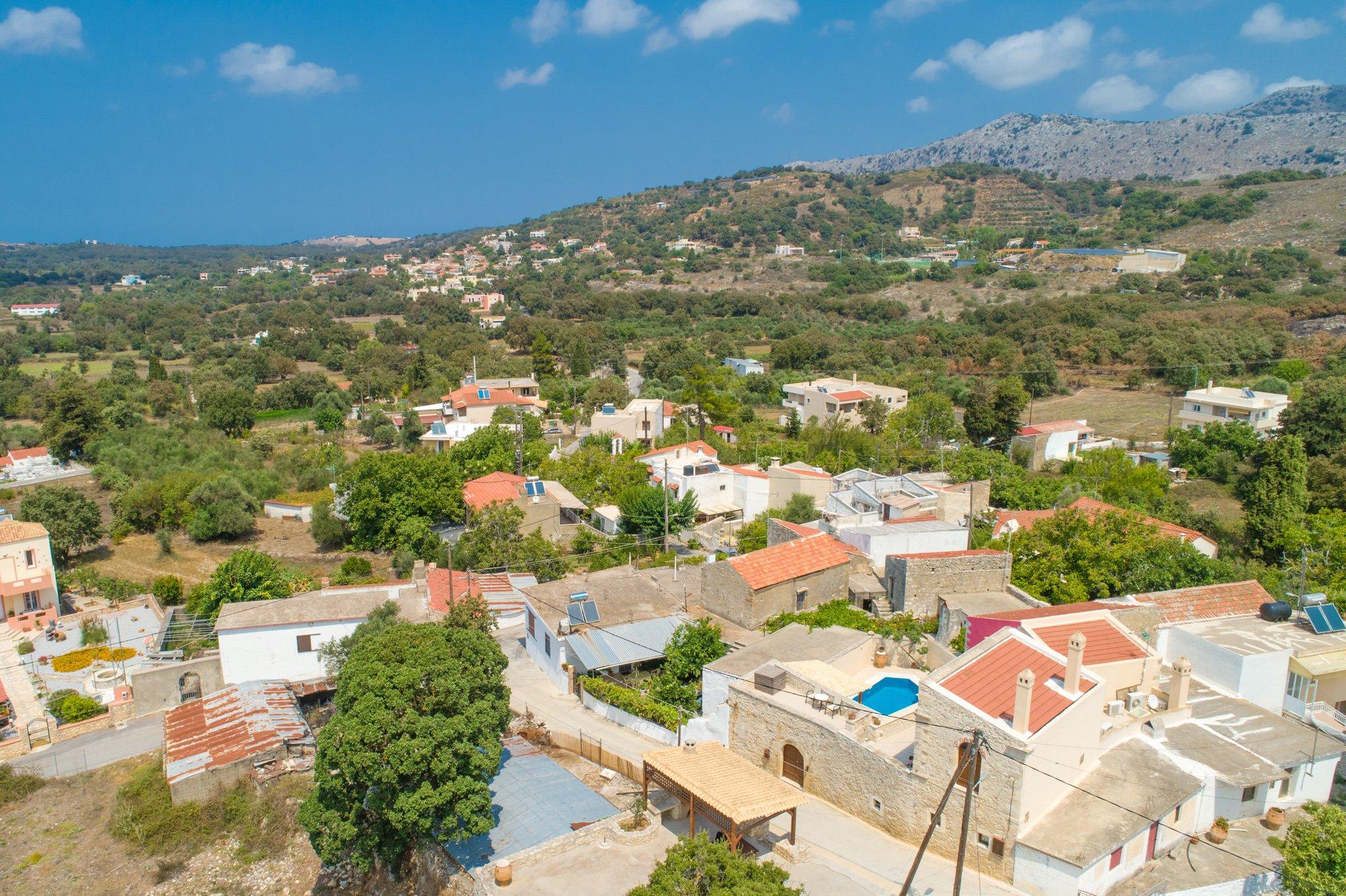 Crete, Armenoi - Agios Georgios Rethymno